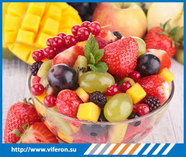 ягоды для иммунитета